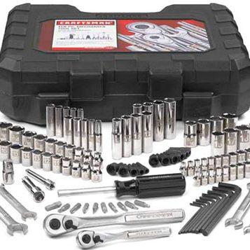 Craftsman-118pc-Mechanics-Socket-Tool-Set